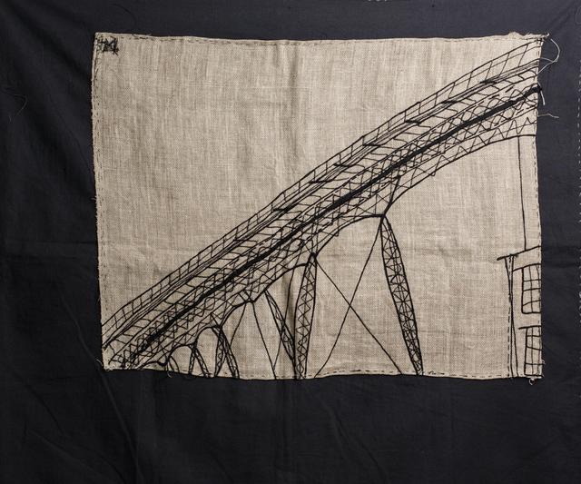 , 'Shatura overpass,' 2000, Galerie Iragui