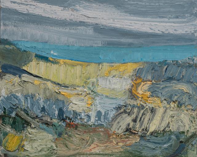 John Santoro, 'Beach Terrain: Lemon', 2017, Paul Thiebaud Gallery
