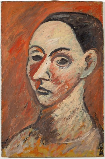 , 'Untitled, Head,' ca. 19361942, Hauser & Wirth