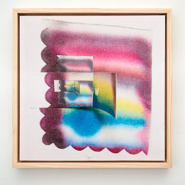 Abby Sherrill, 'Swatch (below)', 2019, Galleri Urbane