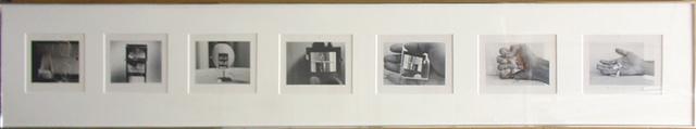 Duane Michals, 'Alice's Mirror', 1974, Nohra Haime Gallery