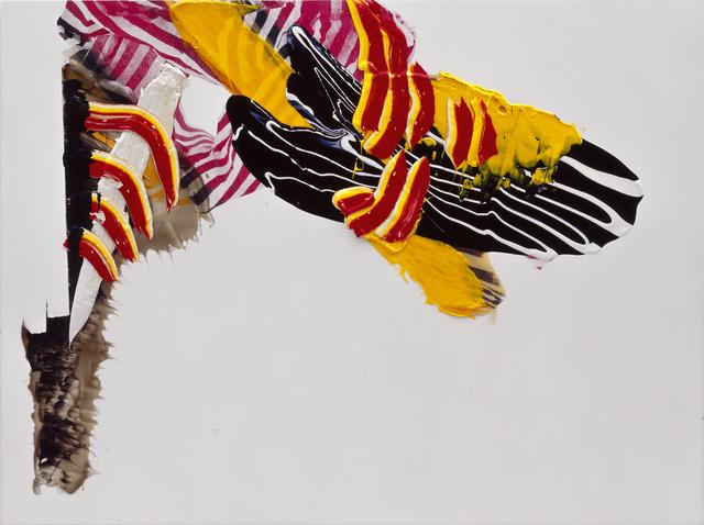 Pia Fries, 'polypogon G1', 2007, Galerie Thomas