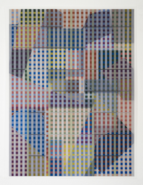 , 'Grands Ensembles #4 巴黎大民宅#4,' 2018, ART LABOR Gallery