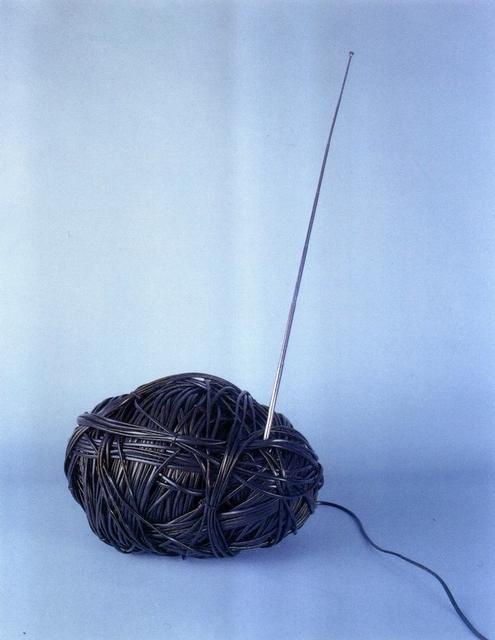, 'UKW 92,5,' 2001, Galerie Elisabeth & Klaus Thoman