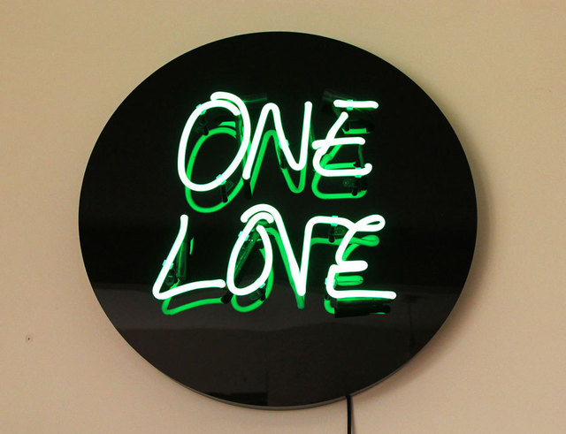 , 'One Love,' 2016, Lawrence Alkin Gallery