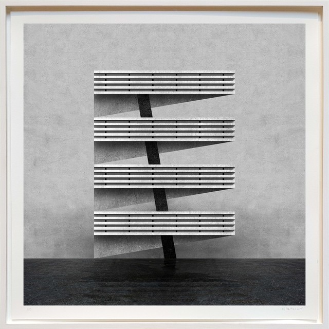 , 'New Order No.02: Tower,' 2015, Corkin Gallery