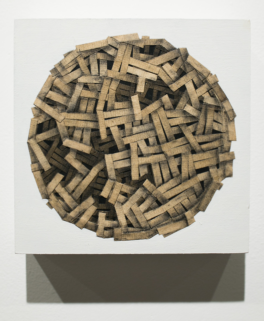 , 'Untitled Fragmentation,' 2018, Paradigm Gallery + Studio