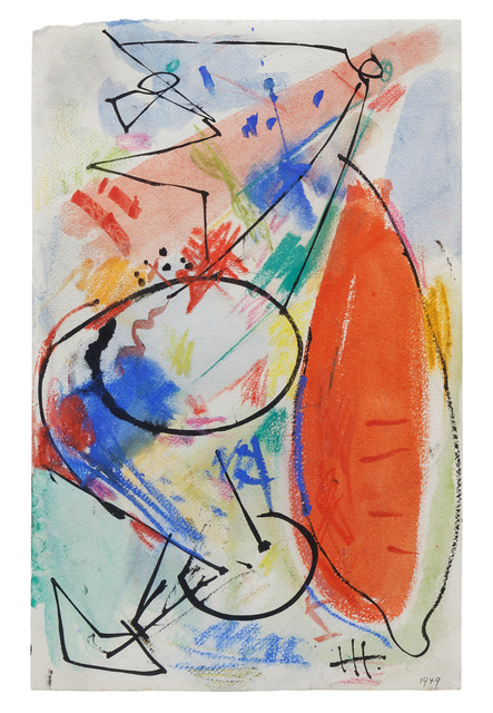Hans Hofmann, 'The Catch', 1949, Hindman