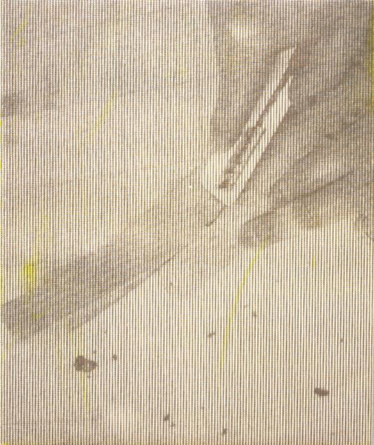 , 'E.H.D (Handling Mesh #04),' 2015, Johannes Vogt Gallery