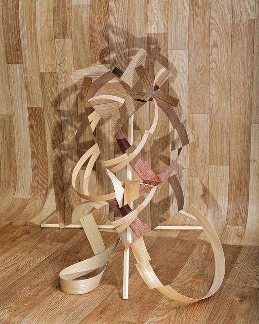 , 'Veneer Wood Wood 1,' 2014, The Ravestijn Gallery