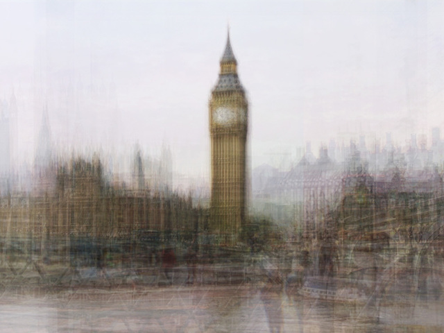, 'London,' 2005-2014, Danziger Gallery