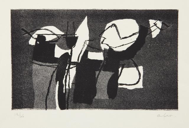 Afro (Afro Basaldella), 'Untitled, from Antologia del Campiello', 1970, Phillips