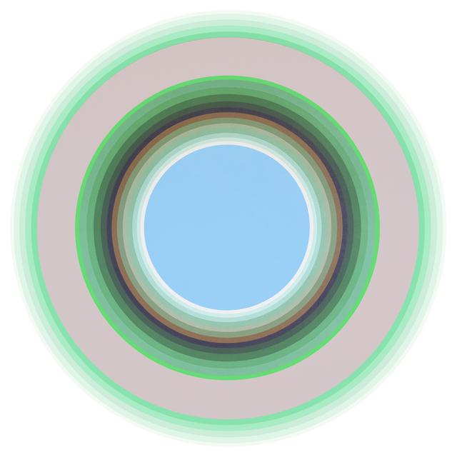 , 'One Hundred Melodies of Solitude No.74,' 2015, Hemphill Fine Arts