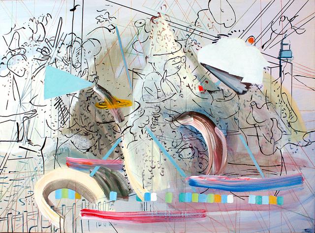 , 'Dig 4,' 2014, Gallery Nosco