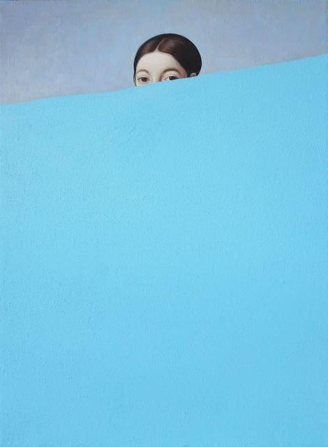 , 'Pintura sobre pintura,' 2017, Álvaro Alcázar