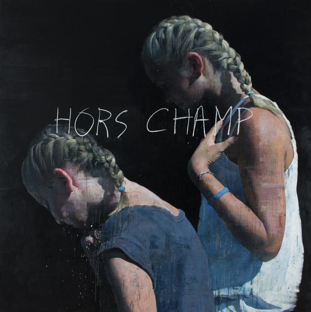 , 'Hors Champ (Off Screen),' 2017, Galerie Olivier Waltman | Waltman Ortega Fine Art