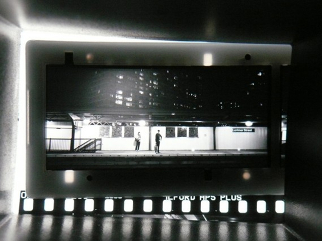 Rufus Corporation, 'Elevated Train', 2012, Galeria Senda