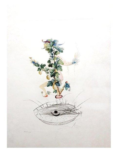 "Salvador Dalí, 'Original Lithograph ""Flordali - Lemon"" by Salvador Dali', 1969, Galerie Philia"