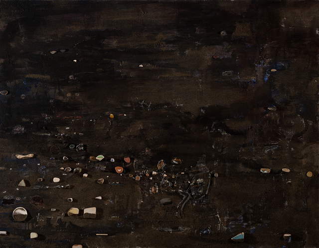 Liu Shih-Tung, 'Being and Time III', 2020, Painting, Mixed media on canvas, Lin & Lin Gallery