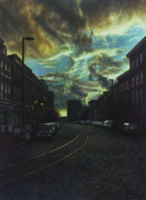 , 'Thames Street,' 2004, Zenith Gallery