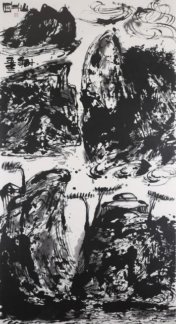 , 'Spiritual Mountains No.319,' 2010, Galerie du Monde