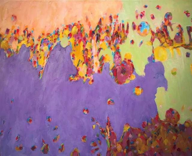 , 'Colored Harmony #2,' 2011, Denise Bibro Fine Art