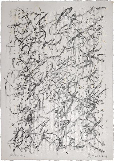 , 'Line Field 417,' 2003, Mind Set Art Center
