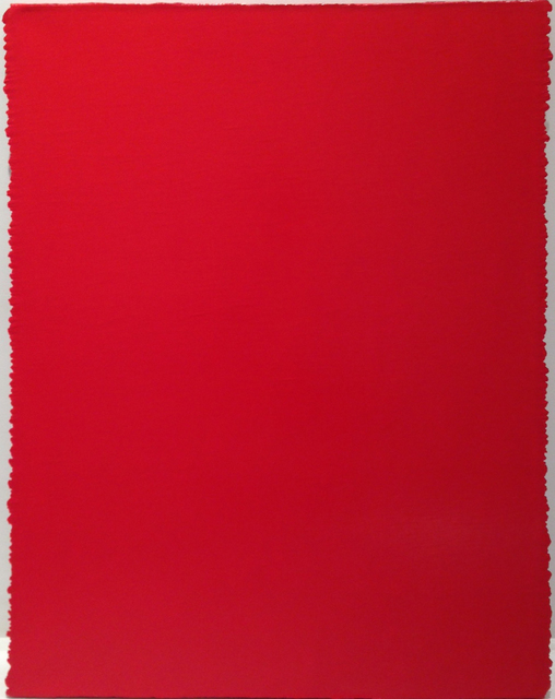 , 'Nouveau rouge N°22,' 1998, SETAREH GALLERY
