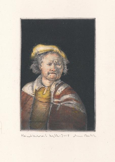 , 'Rembrandt V,' 2018, Kunstverket Galleri