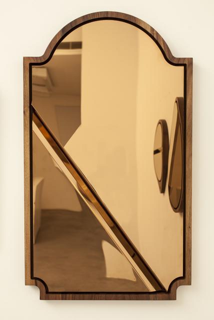 , 'Mirror 5,' 2015, Art Factum Gallery