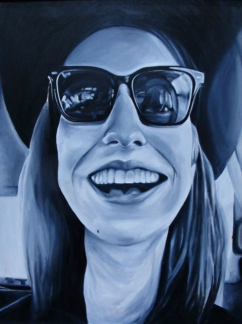 , 'Self Portrait 03-18-15,' 2015, Catherine Ahnell Gallery