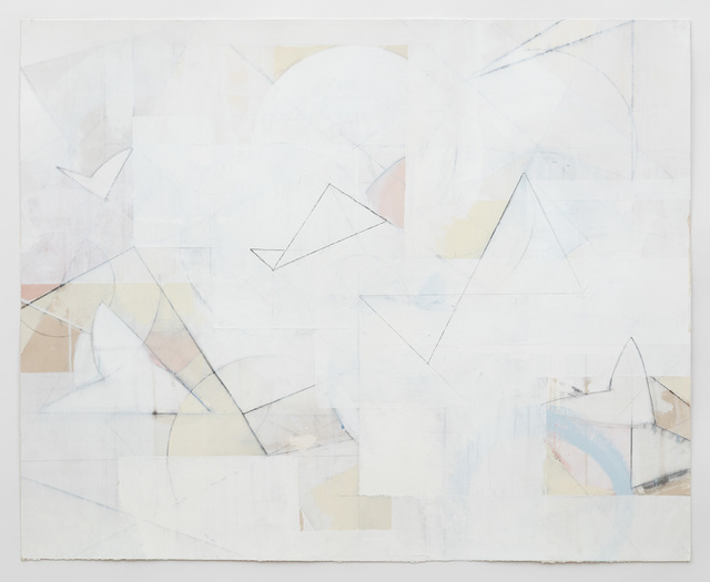 , 'Planes and hearts,' 2017, Sears-Peyton Gallery