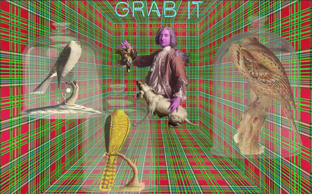 Joan Ross, 'GRAB-IT Phillips chicken shop', 2019, Bett Gallery