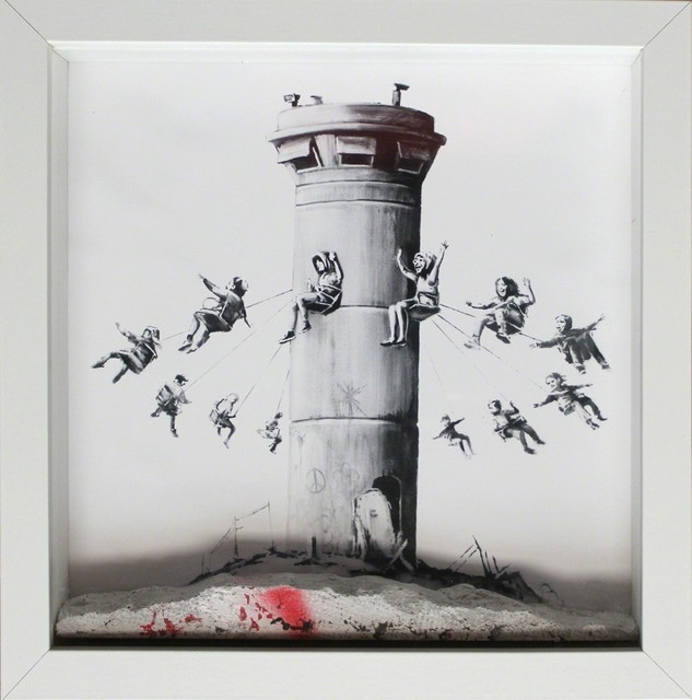 Banksy, 'Walled Off Hotel Box set', 2017, Dope! Gallery
