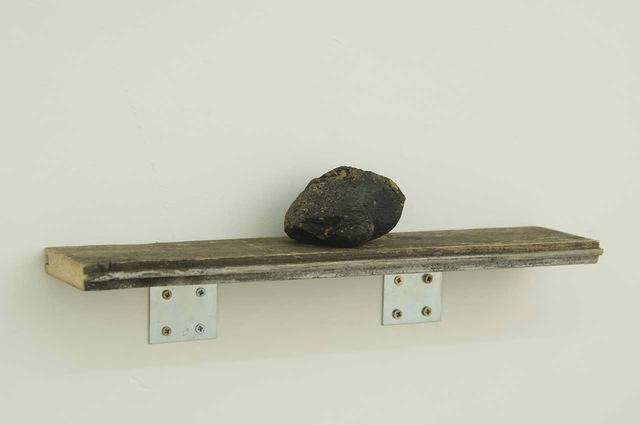Arin Rungjang, 'Faraway So Close: Tektite', 2013, Installation, Tektite, Wood, & Steel, West Den Haag