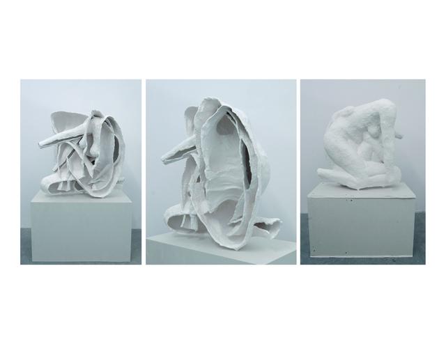 , 'Curl 2,' 2013, Casa Triângulo