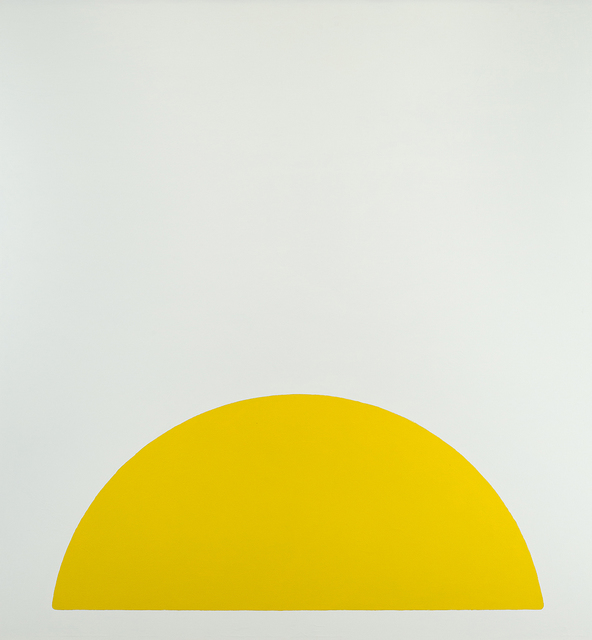 , 'Yellow Rose #1,' 1963, Berry Campbell Gallery
