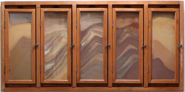 , 'Gewartzfenster Spicewindow,' 1971, Zucker Art Books
