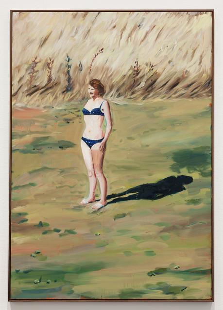 , 'Placid/Breeze,' 2018, Galleri Magnus Karlsson