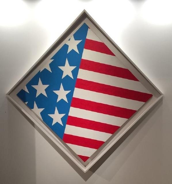 , 'Flag (Kite),' 1973, Alon Zakaim Fine Art
