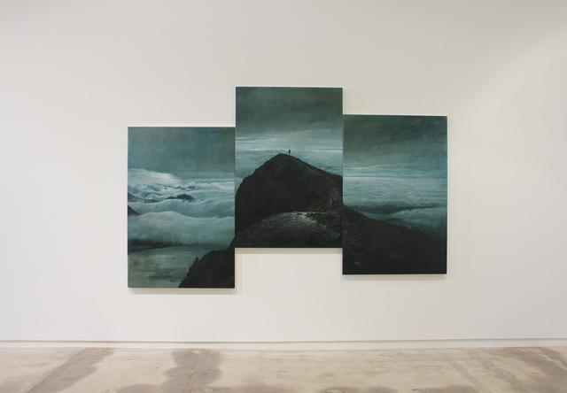 Clemens Tremmel, 'Erhebung', 2017, REITER