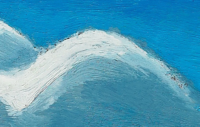 Lawren Stewart Harris, 'Mountain Sketch VII', 1928, Painting, Oil on Panel, Oeno Gallery