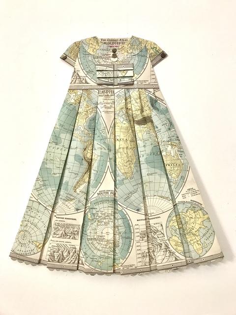 , 'Ma Ronde-Monde en mode Bleuté,' 2018, Kahn Gallery