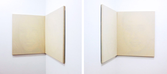 , 'Untitled (Before and After) #1,' 2013, Richard Taittinger Gallery