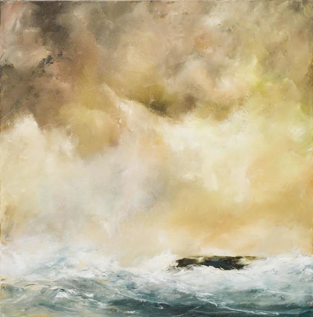 , 'The promontory,' 2017, Gallerí Fold