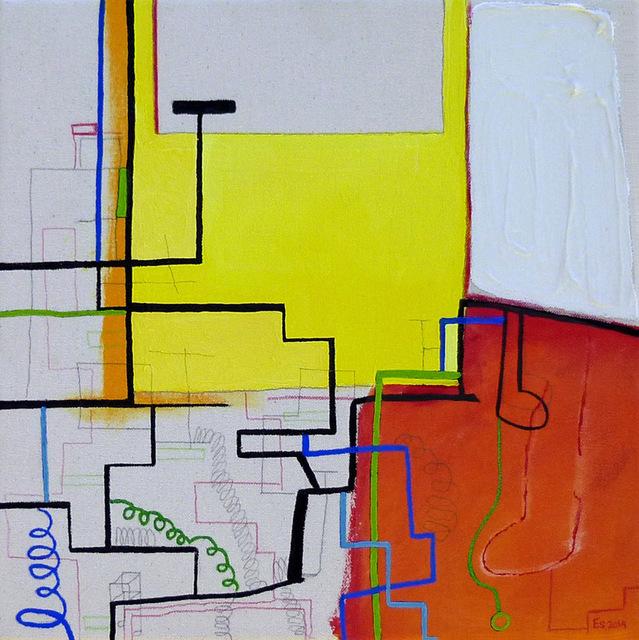 Carol Es, 'Runaway Slinkies', 2014, Craig Krull Gallery