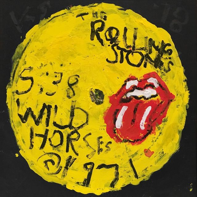 , 'Rolling Stones / Wild Horses,' 2018, Parlor Gallery