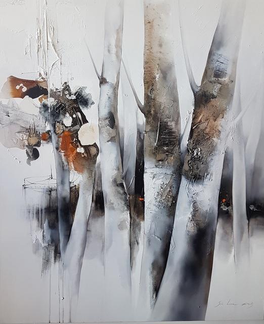 Hyun Jou Lee, 'Inner view II', 2019, Thompson Landry Gallery