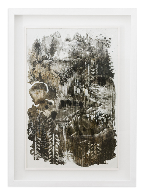 , 'In Pause Of Exploring Your Preserved Places,' 2013, Hashimoto Contemporary