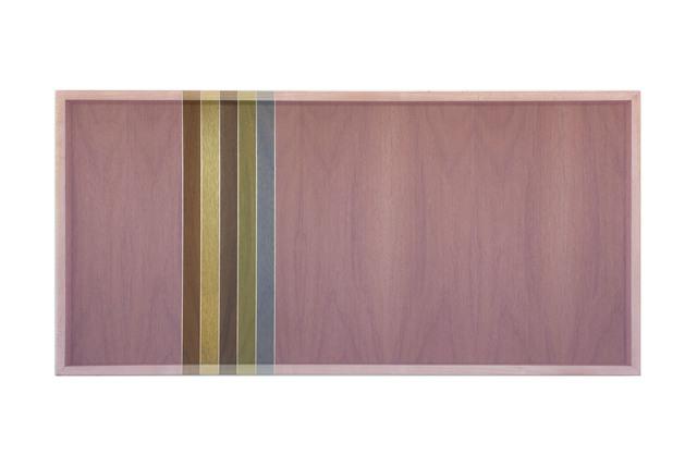 , 'Untitled (Pink),' 2017, PRAZ-DELAVALLADE